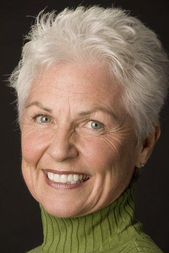 Northshore Dental-Image-of-woman-dental-implant-example