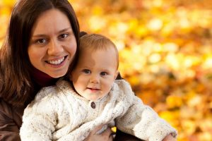 Northshore Dental Mother & Child Image